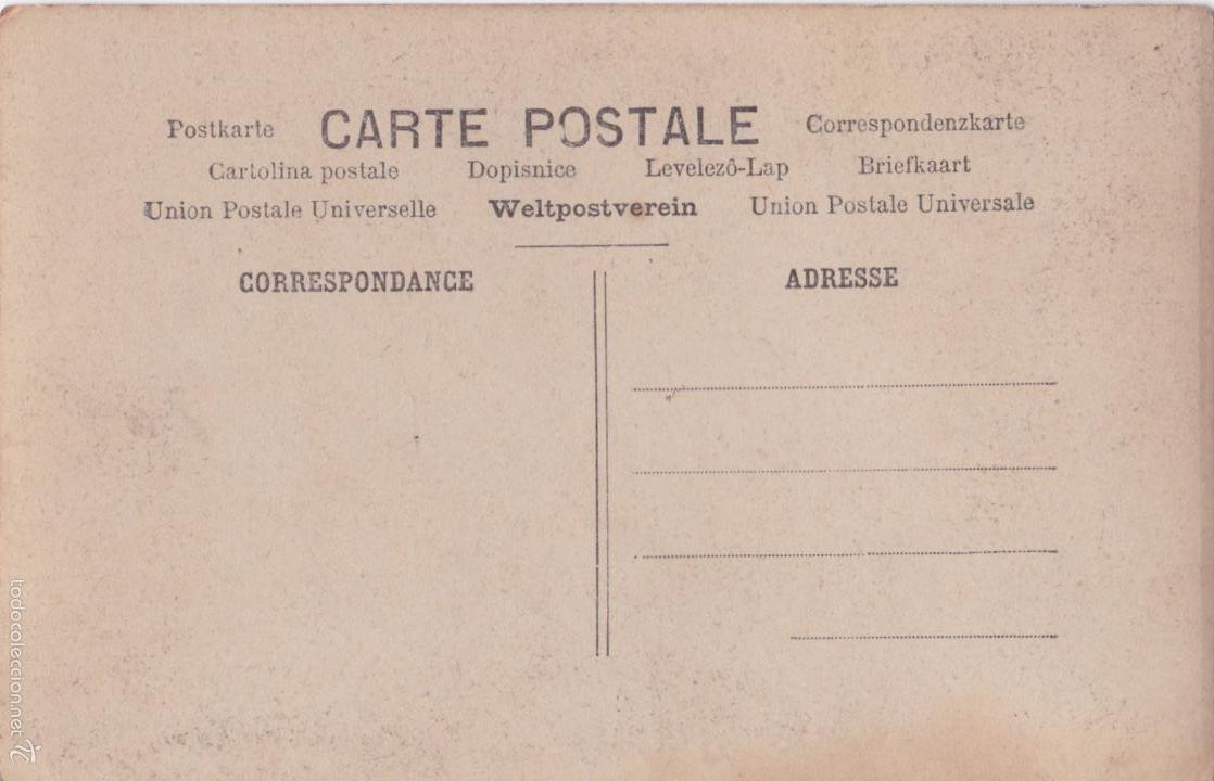 Postales: P- 4793. SERIE DE 4 POSTALES. UNE PARTIE DE CAMPAGNE. - Foto 9 - 55308737