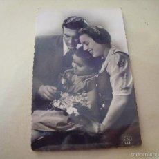 Postales: FAMILIA 1952 BIS. Lote 56293290