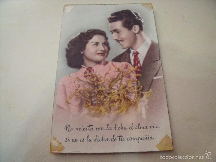 PAREJA (Postales - Postales Temáticas - Galantes y Mujeres)