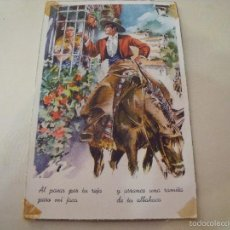 Postales: FLAMENCO. Lote 56293443