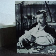 Postales: CLARK GABLE. 15 X 19, CM THE LATE SHOW. Lote 56671694