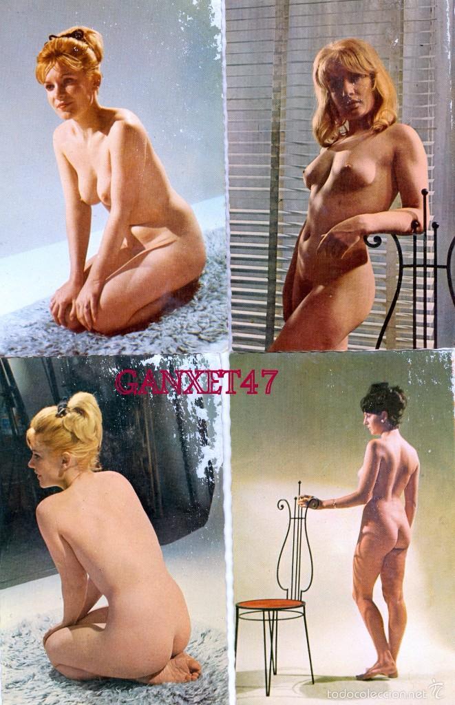 Postales: NUS ARTISTIQUES, 10 DESNUDOS ARTISTICOS FEMENINOS, EDITADAS EN PARIS - Foto 2 - 58233115