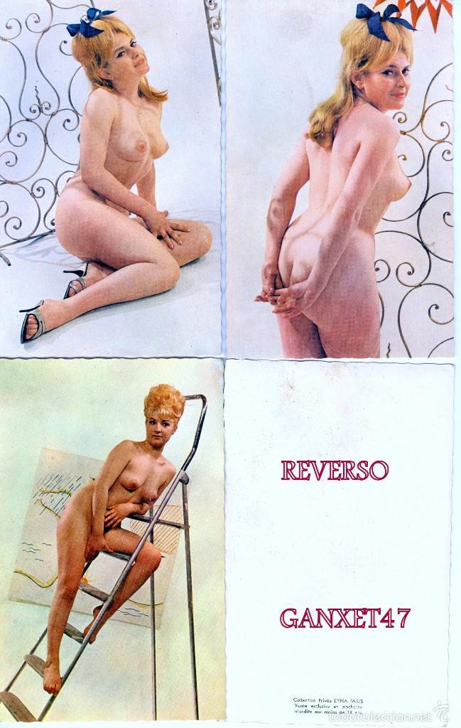 Postales: NUS ARTISTIQUES, 10 DESNUDOS ARTISTICOS FEMENINOS, EDITADAS EN PARIS - Foto 3 - 58233115