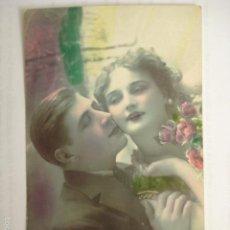Postales: POSTAL ROMANTICA FRANCESA. SIN CIRCULAR.. Lote 58648795