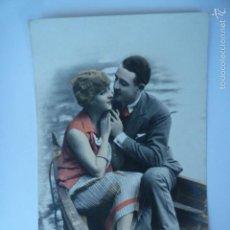Postales: POSTAL ROMANTICA DE PAREJA. ED. PP 305. SIN CIRCULAR.. Lote 58702255