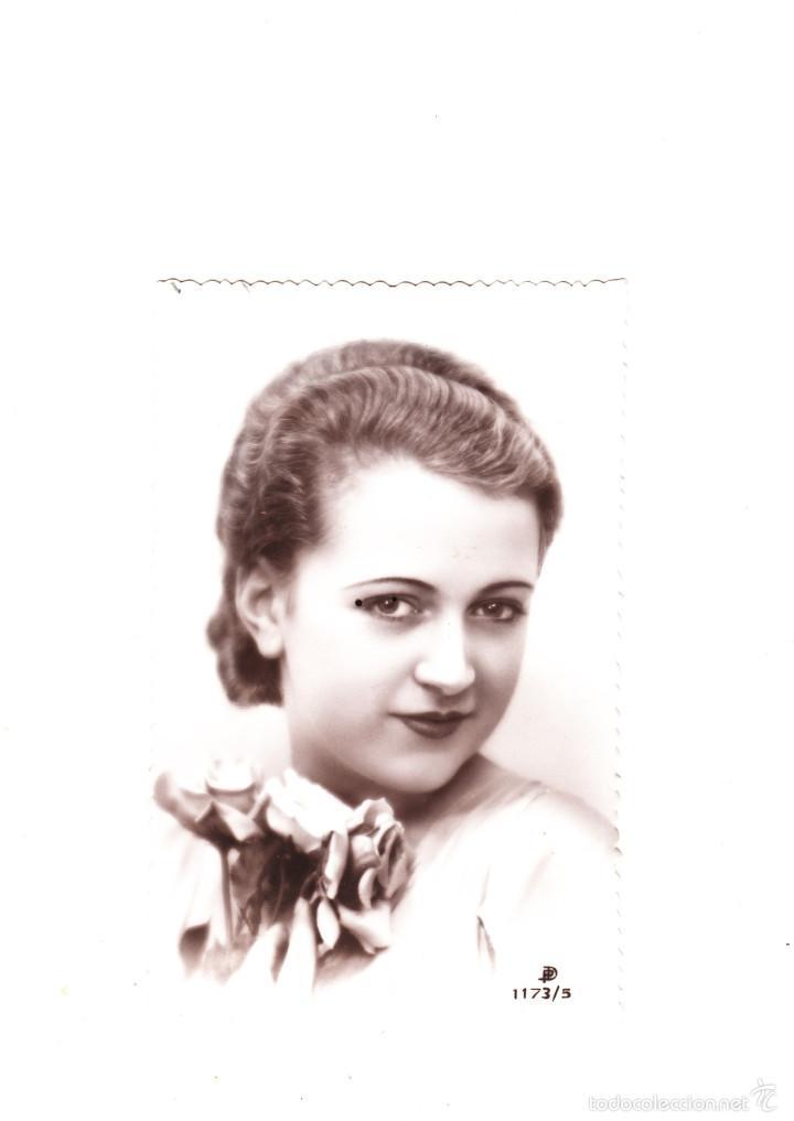 ANTIGUA POSTAL 1937 (Postales - Postales Temáticas - Galantes y Mujeres)