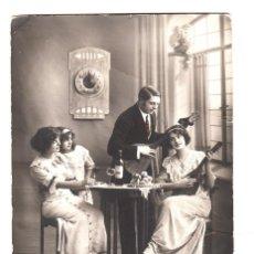 Postales: POSTAL FECHADA EL 17 DE MARZO DE 1916 ESCRITA . Lote 61679484