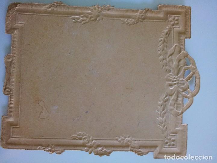 Postales: Postal romántica troquelada - Foto 3 - 61911028