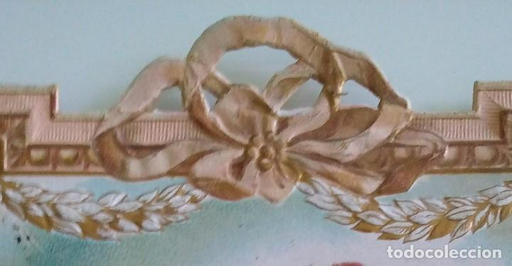 Postales: Postal romántica troquelada - Foto 5 - 61911028