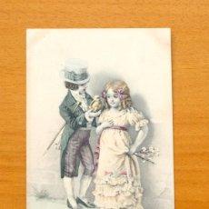 Postales: POSTAL ILUSTRADA - CIRCULADA EN 1906. Lote 61960920