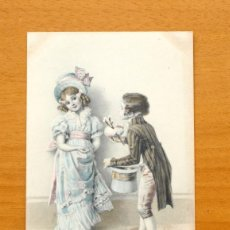 Postales: POSTAL ILUSTRADA - CIRCULADA EN 1906. Lote 61960940