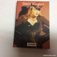 Postales: DORIS KLOSTER POSTCARDS 30 POSTALES SADO. Lote 63282330