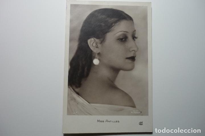 POSTAL MISS ANTILLES --BB (Postales - Postales Temáticas - Galantes y Mujeres)