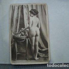 Postales: ANTIGUA POSTAL DE DESNUDO. Lote 70546377