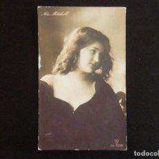 Postales: FOTOGRAFIA DE ADA MITCHELL. 1902. Lote 71547267