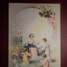 Postales: POSTAL - RELIGIOSA - S /PACIS - 1201 ANCLA L T - ANCORA - NUEVA -. Lote 73820591