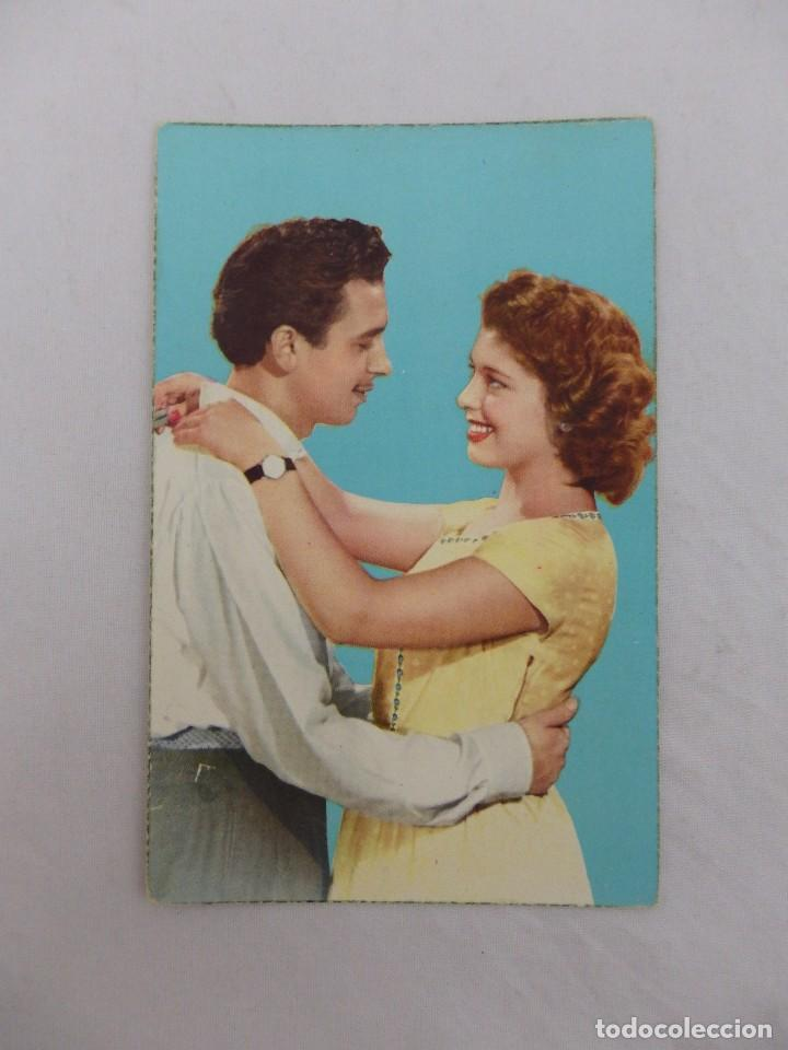 POSTAL PAREJA. 1959 SERIE 2109/E (Postales - Postales Temáticas - Galantes y Mujeres)
