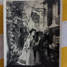 Postales: POSTAL LE BILLET DE LOGEMENT TEATRO 1903 MILITAR UNIFORME FRANCES DISEÑO H.MANUEL S.I.P65 SERIE 4. Lote 82023652