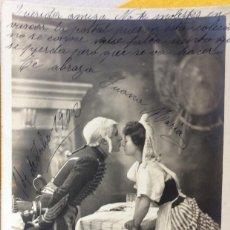 Postales: POSTAL LE BILLET DE LOGEMENT TEATRO 1903 MILITAR FRANCES DISEÑO H.MANUEL S.I.P65 SERIE 8. Lote 214103987