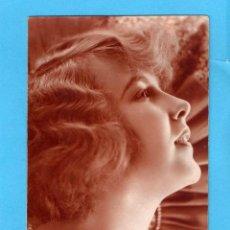 Postales: POSTAL BELLA DAMA EDITO FRANCIA ESCRITA EL AÑO 1926. Lote 85112864