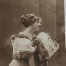 Postales: ANTIGUA POSTAL MUJER 1913. Lote 61451227