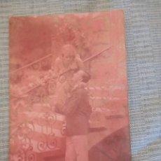 Postales: POSTAL ROMANTICA COLOREADA ESCRITA. Lote 89743308