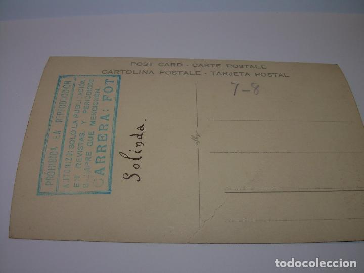 Postales: ANTIGUA POSTAL...SOLINDA - Foto 2 - 94173605