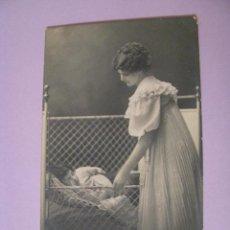 Postales: ANTIGUA TARJETA POSTAL. MADRE. ED. PG. ESCRITA.1913.. Lote 97083595