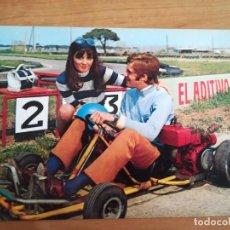 Postales: PAREJA EN COCHE. C. Y Z. ROMÁNTICA. Lote 97798327