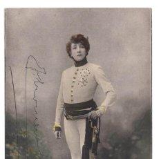 Postales: TARJETA POSTAL DE MUJERES - SARAH BERNHARDT . Lote 98967759