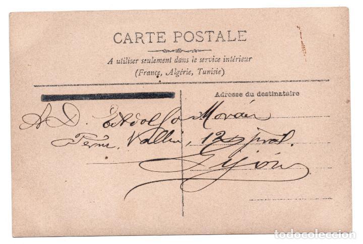 Postales: TARJETA POSTAL DE MUJERES - SARAH BERNHARDT - Foto 2 - 98967759