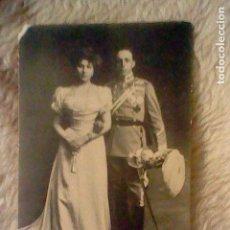 Postales: ALFONSO XIII VICTORIA EUGENIA 1997 HAUSER MENET S/C . Lote 100652563