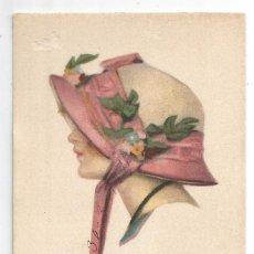 Postales: POSTAL EDICION EDWARD GROSS .- SERIE STANLAWS .- CIRCULADA 1917 . Lote 102708411