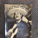 Postales: JORGE NEGRETE. POSTAL NO.1050 EN BLANCO Y NEGRO (H.1950?). Lote 107374400
