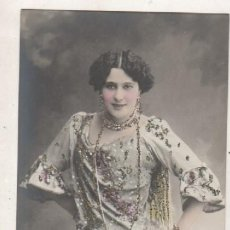 Postales: ROSARIO FERNÁNDEZ GUERRERO,LA BELLA GUERRERO, BAILARINA, CUPLETISTA. GERSCHEL PARIS. ILUMINADA. Lote 109005259