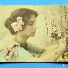 Postales: POSTAL ANTIGUA ORIGINAL DE LA ÉPOCA. Lote 110186643