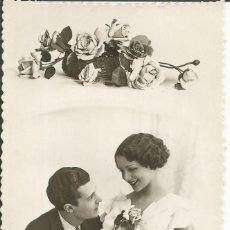 Postales: POSTAL ROMANTICA, PAREJA ENAMORADOS - ED. INFONAL. Lote 110251571