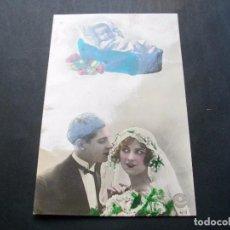 Postales: PRECIOSA POSTAL ANTIGUA LA DE LAS FOTOS VER TODOS MIS LOTES DE POSTALES. Lote 113469139