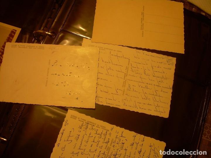Postales: INTERESANTE Y PECULIAR COLECCION MAS DE 260 POSTALES EROTICAS DE MUJERES FUMANDO.ANTIGUAS DE EPOCA. - Foto 42 - 114468099