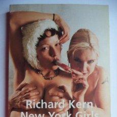 Postales: NEW YORK GIRLS.RICHARD KERN. Lote 115175363