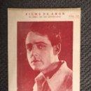 Postales: POSTAL J. WARREN KERRIGAN.ACTOR AMERICANO (H.1940). Lote 117407720