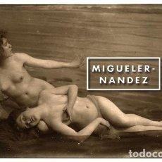 Postales: ANTIGUA POSTAL FOTOGRÁFICA BZ - DESNUDO FEMENINO ARTÍSTICO - SIN CIRCULAR. Lote 118742831