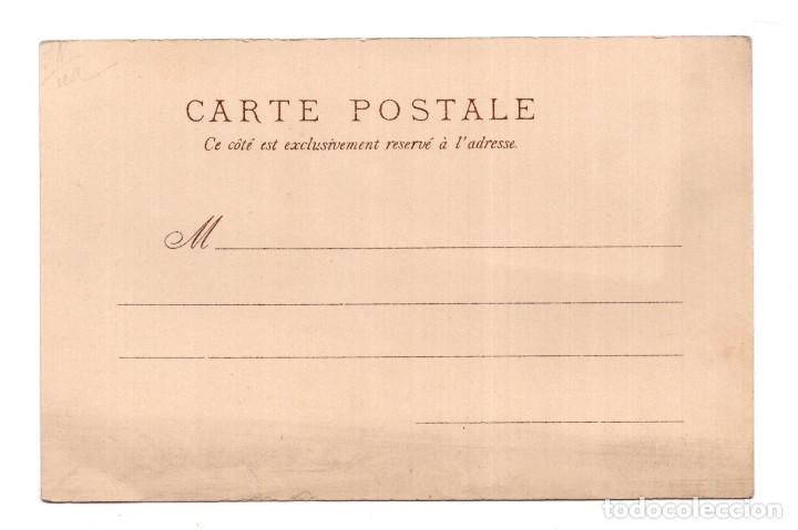 Postales: SEÑORITA CON SOMBRILLA - RAFHAEL TUCK . PARIS - Foto 2 - 124460791
