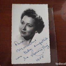 Postales: FOTO ESTUDIOS RUIZ, PAMPLONA 1955. FIRMA CARMEN RUIZ. Lote 126674691