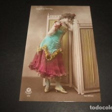 Postales: EUGENIA TORRES ARTISTA CUPLETISTA ESPAÑOLA POSTAL. Lote 128579855
