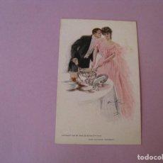 Postales: ANTIGUA POSTAL CHARLES SCRIBNER'S SONS. REINTHAL & NEWMAN, N. Y. IMP. EE.UU. 1905. SIN CIRCULAR.. Lote 129015907