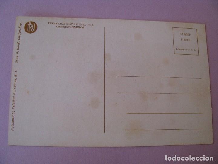 Postales: ANTIGUA POSTAL CHARLES SCRIBNERS SONS. REINTHAL & NEWMAN, N. Y. IMP. EE.UU. 1905. SIN CIRCULAR. - Foto 2 - 129015907