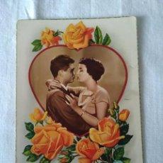 Postales: 28-TARJETA POSTAL ROMANTICA, Nº2062. Lote 129528379