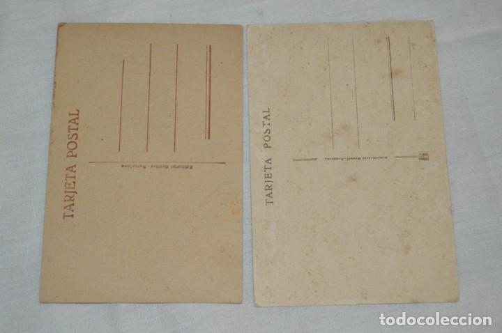 Postales: LOTE DE 5 POSTALES ANTIGUAS SIN CIRCULAR - ESTRELLAS DE CINE Y OTRAS - VINTAGE - ENVÍO 24H - Foto 5 - 133039138
