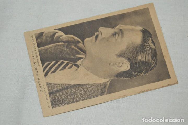 Postales: LOTE DE 5 POSTALES ANTIGUAS SIN CIRCULAR - ESTRELLAS DE CINE Y OTRAS - VINTAGE - ENVÍO 24H - Foto 6 - 133039138